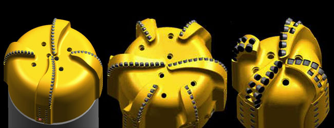 Casing drilling bits